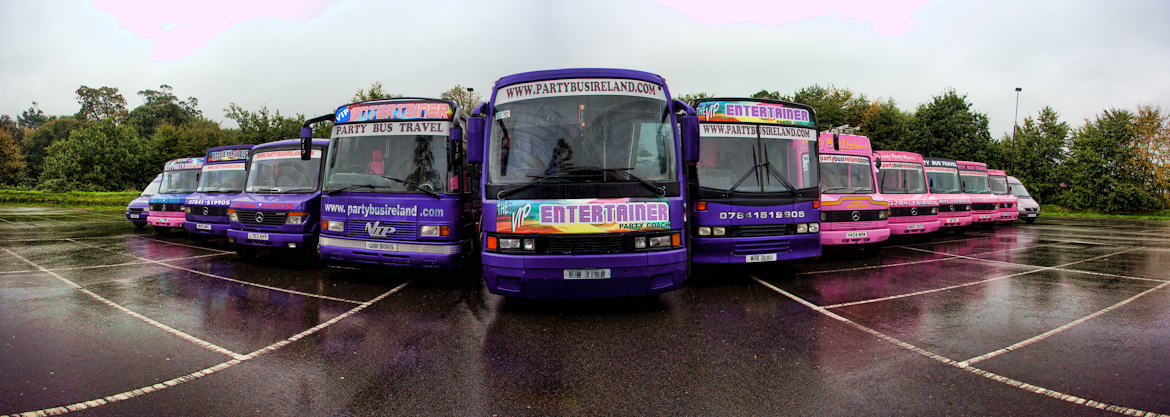 Party Buses Ireland